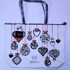 Brighton Love Notes Tote NWT